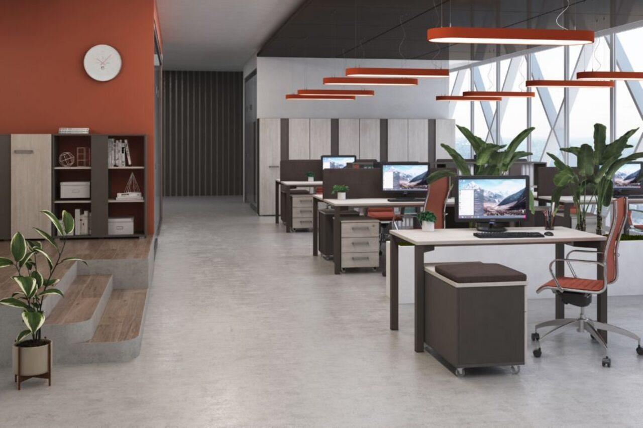 Мебель для персонала Solution - фото 13