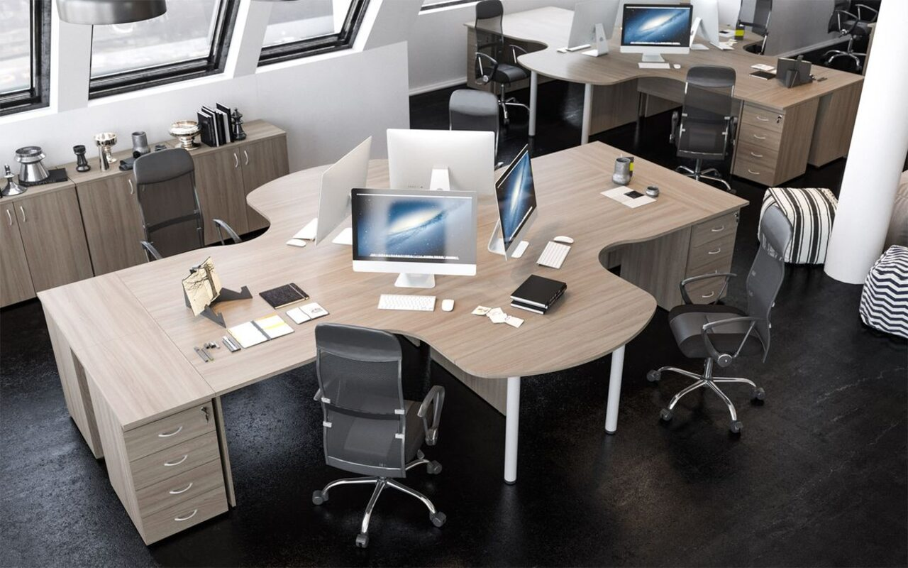 Мебель для персонала Агат - фото 3