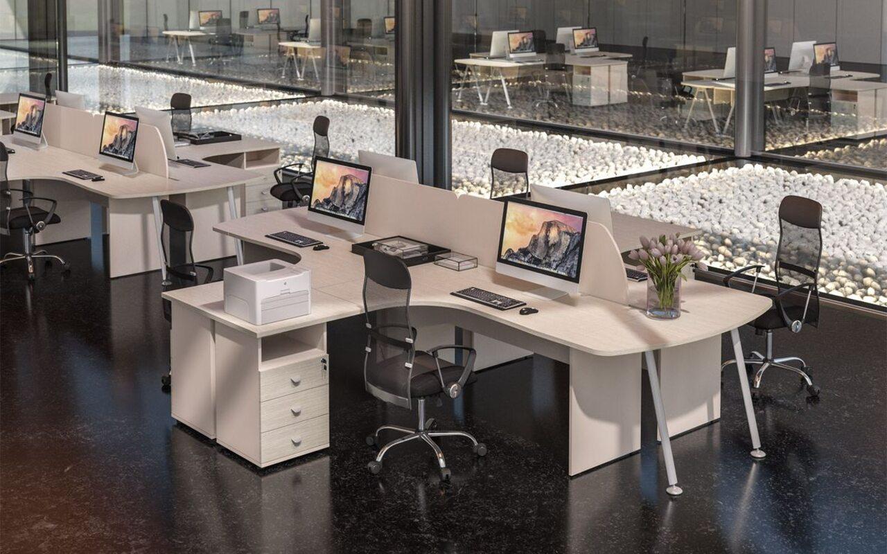 Мебель для персонала Gamma (Гамма) - фото 1