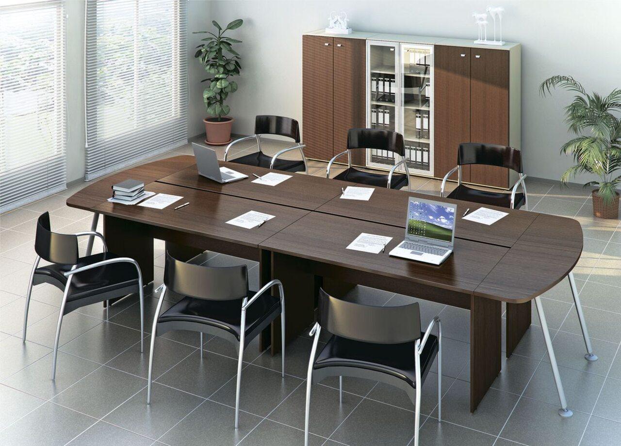 Стол для переговоров Gamma (Гамма) - фото 1