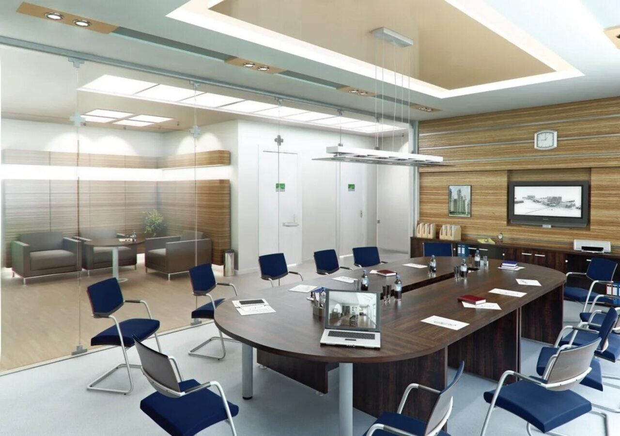 Столы для переговоров Grand - фото 1