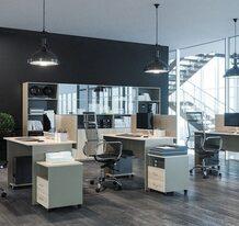 Мебель для персонала WORK