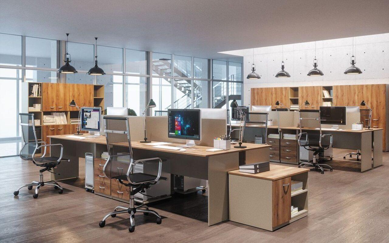 Мебель для персонала WORK - фото 3