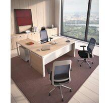 Стол для переговоров FLASH WHITE