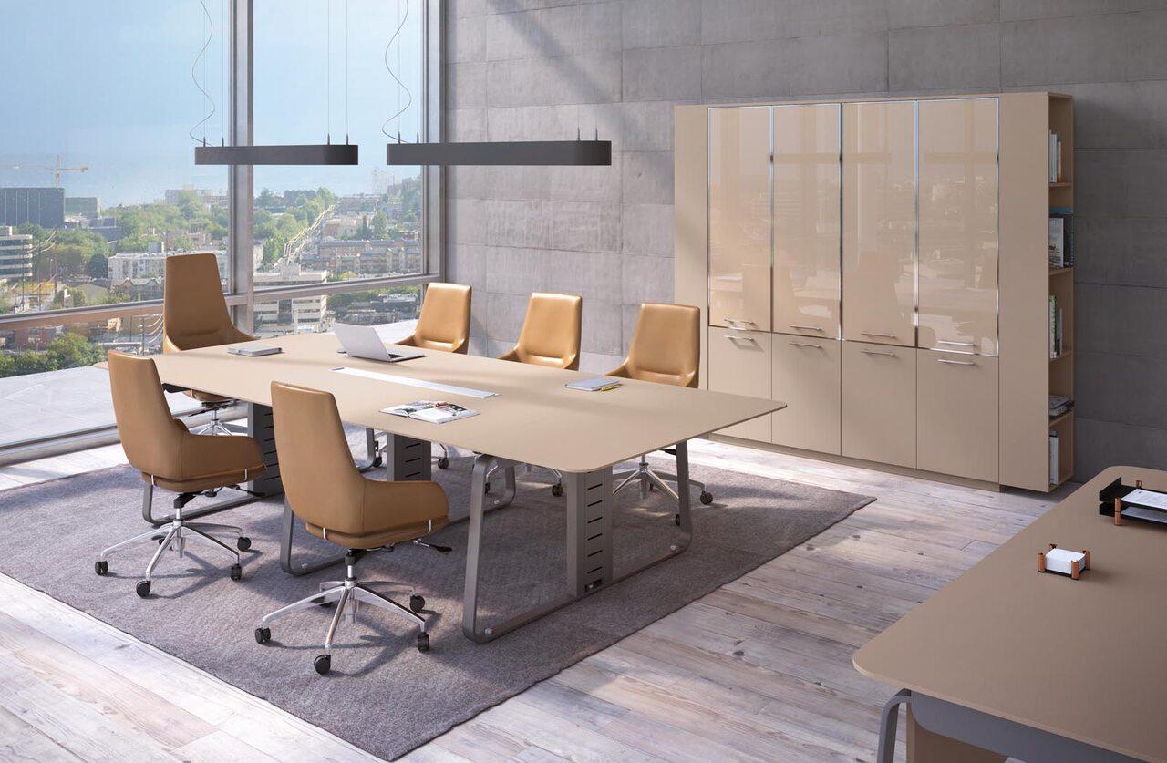 Стол для переговоров GENESIS - фото 1