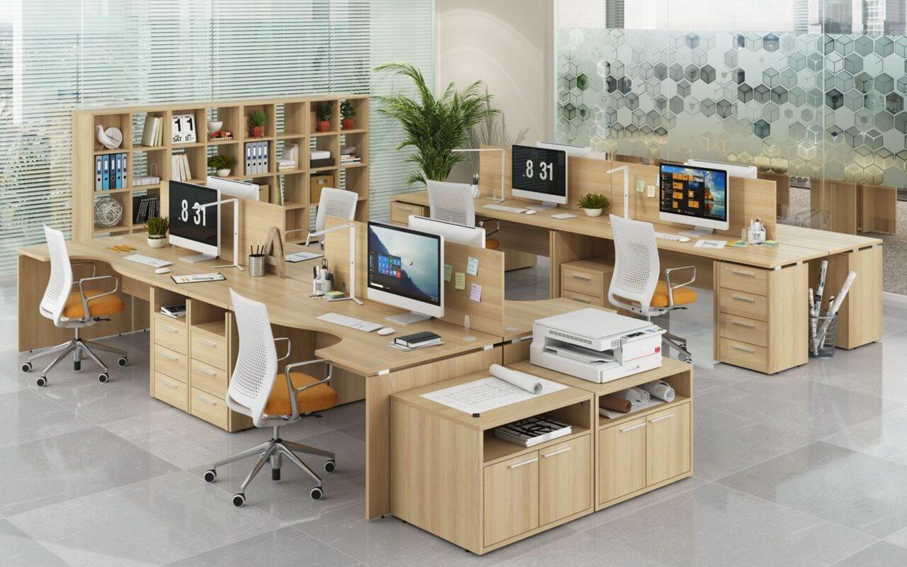 Мебель для персонала Дублин - фото 1