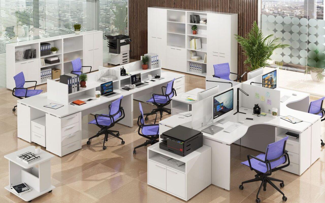 Мебель для персонала Дублин - фото 3