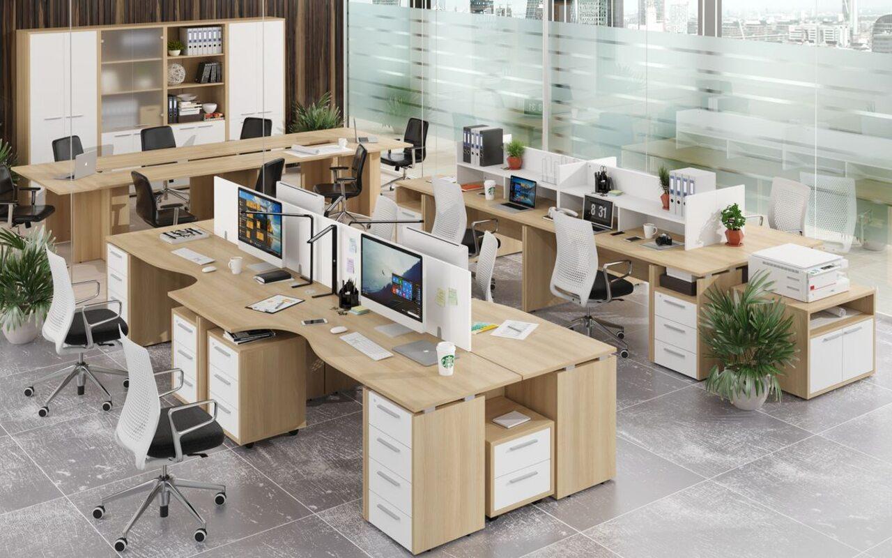 Мебель для персонала Дублин - фото 6