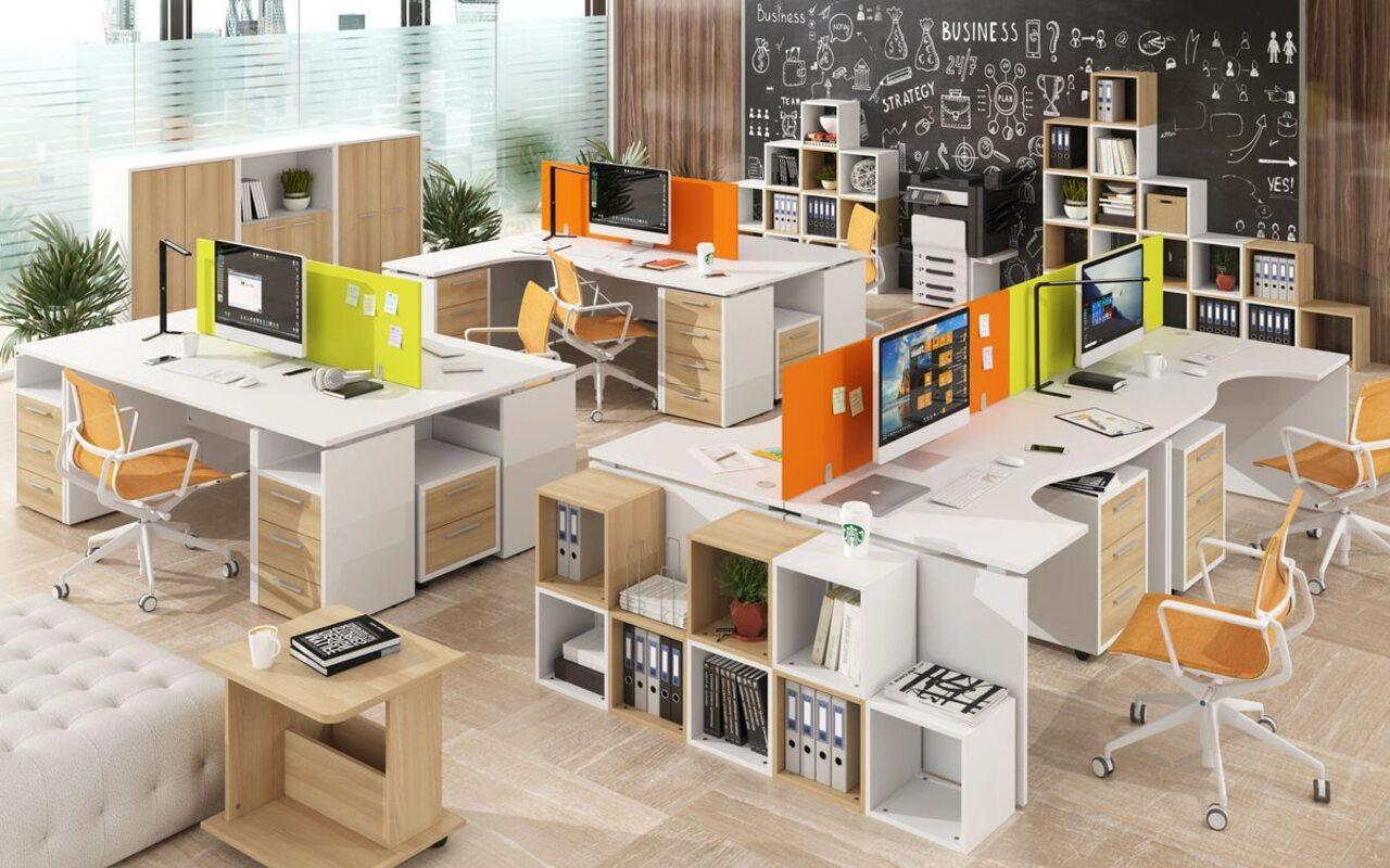 Мебель для персонала Дублин - фото 5