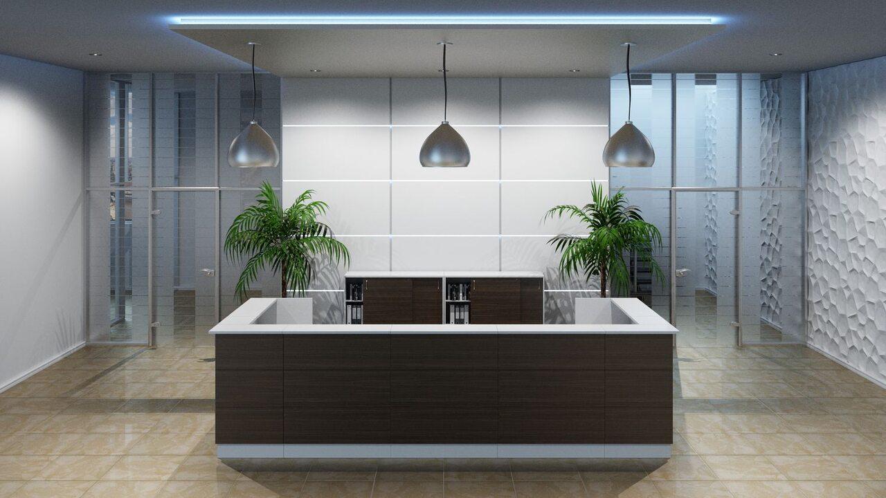 Мебель для приемной Steel - фото 3