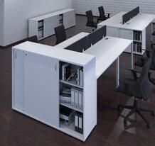 Мебель для персонала STEEL