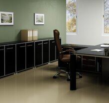 Стол для переговоров Line Glass