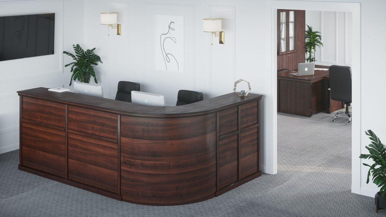 Мебель для приемной BERN - фото 3