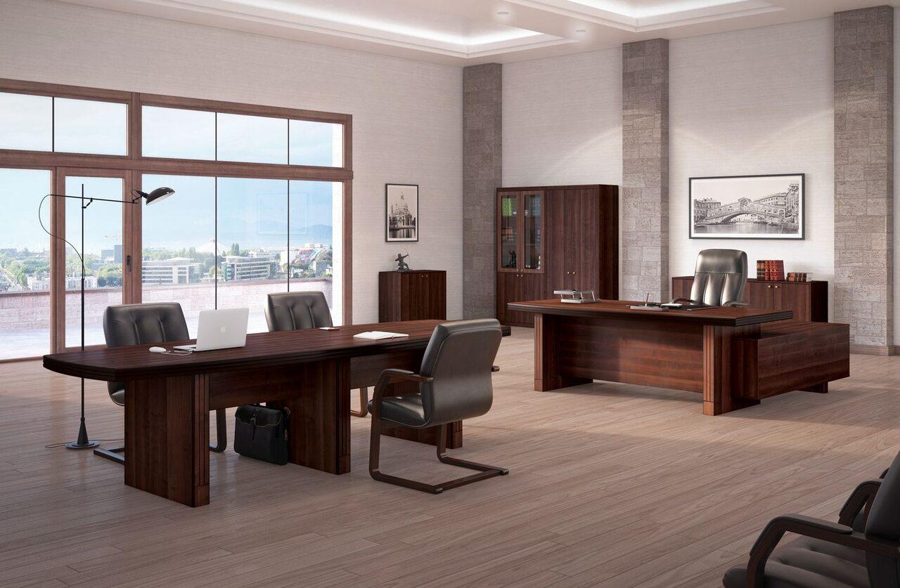 Стол для переговоров CAPITAL - фото 1