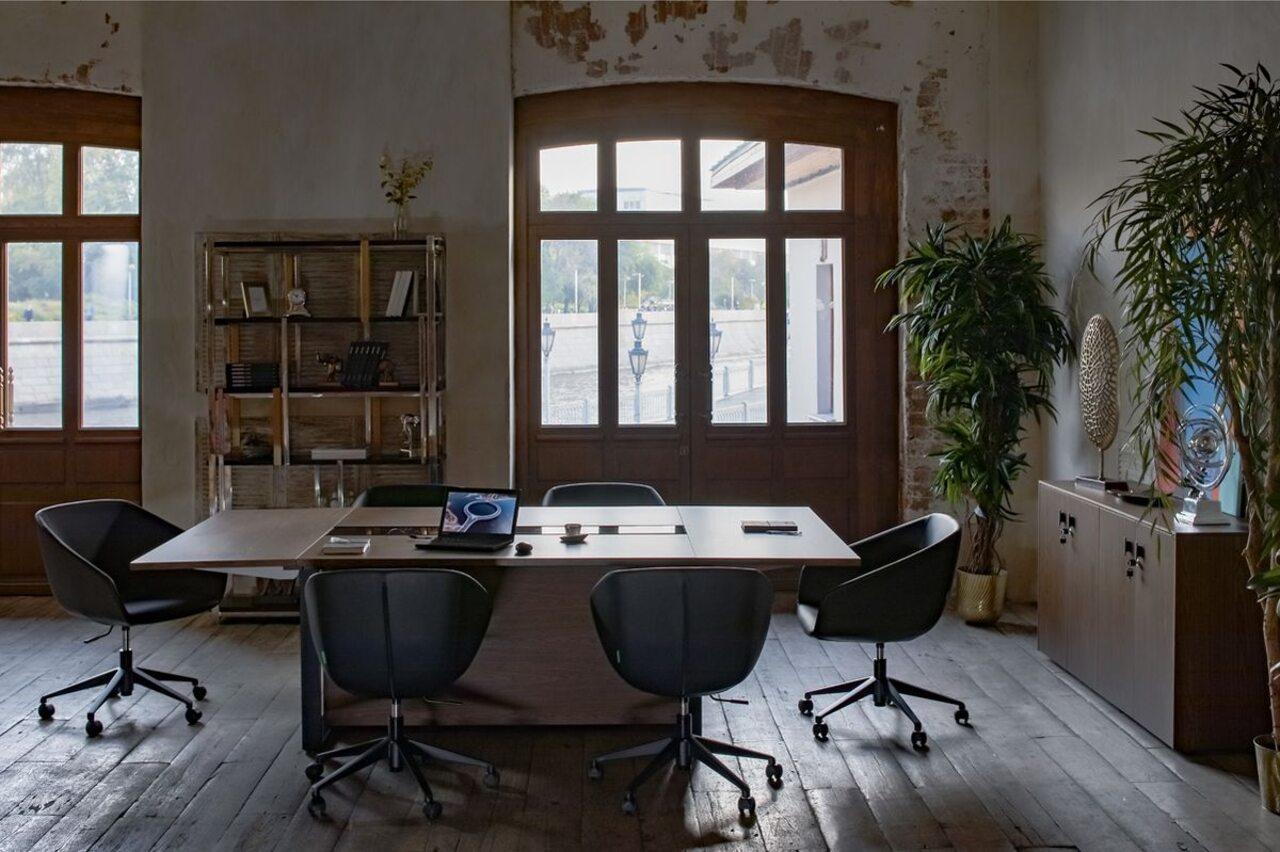 Стол для переговоров Exe - фото 4