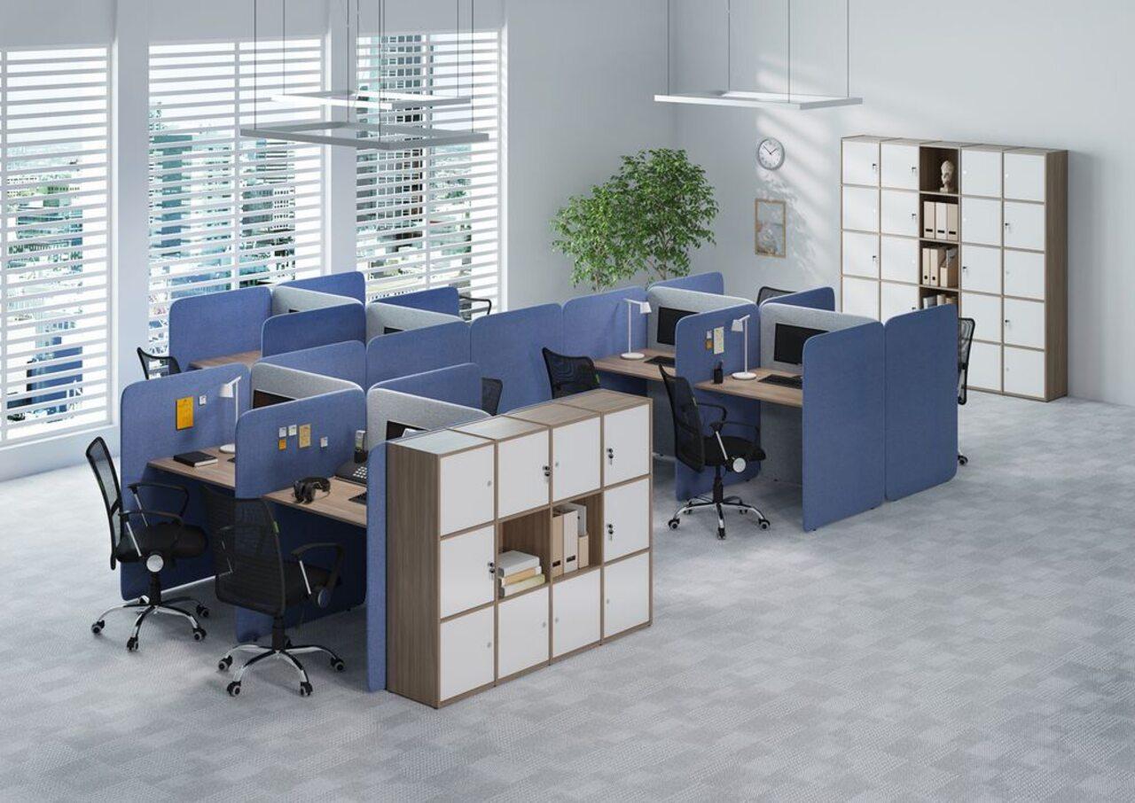Мебель для Колл-центра - фото 1