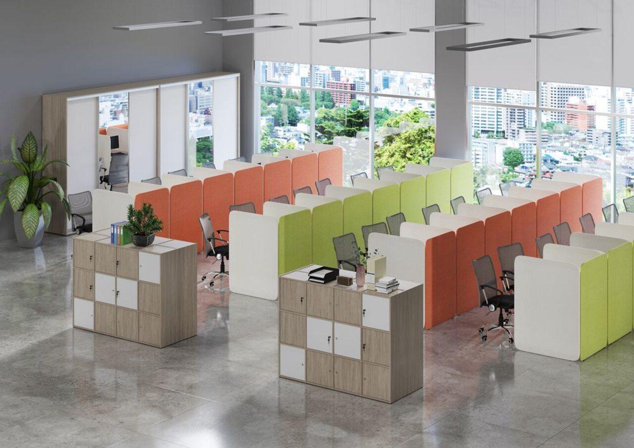 Мебель для Колл-центра - фото 2