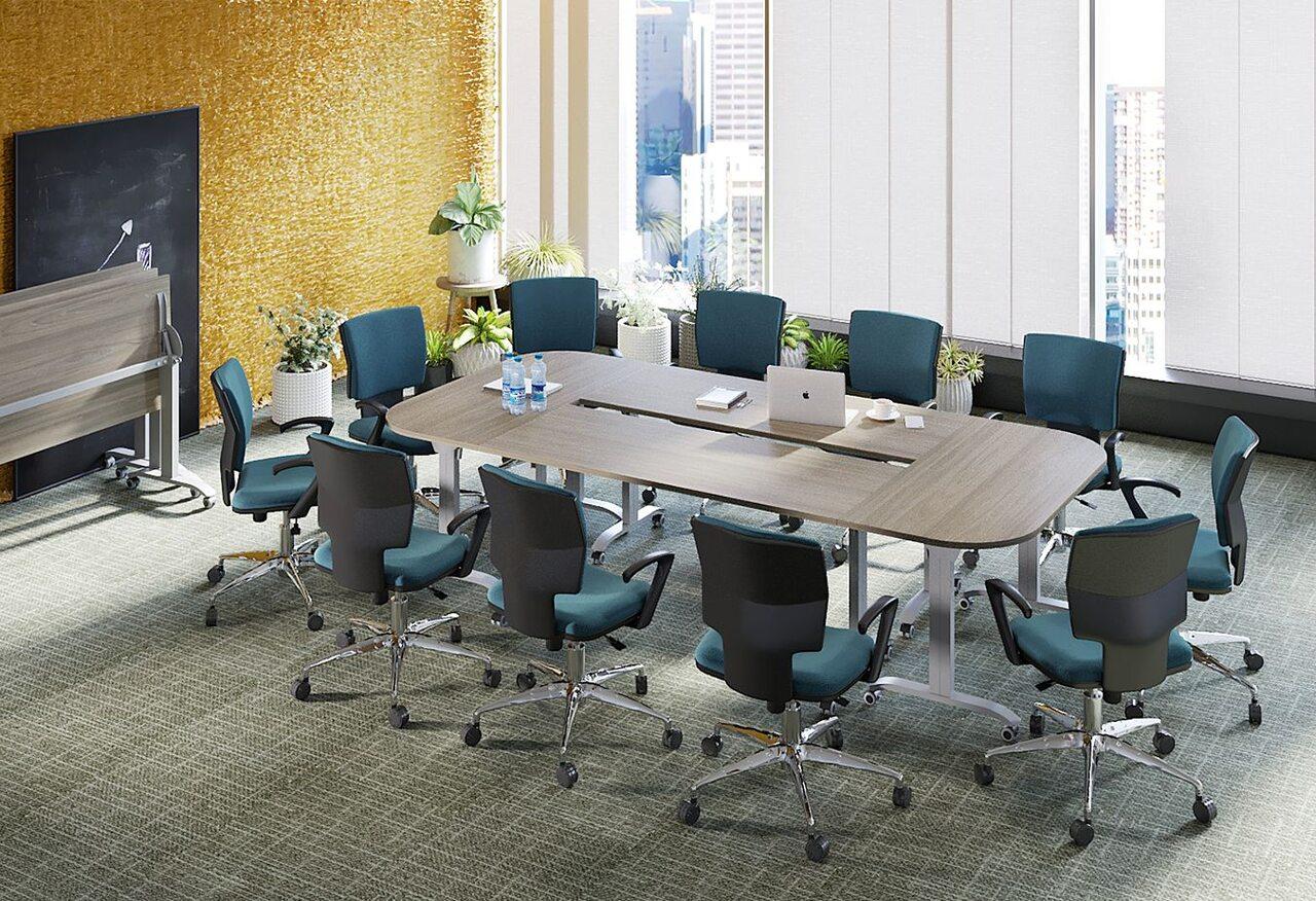 Стол для переговоров MOBILE SYSTEM - фото 6