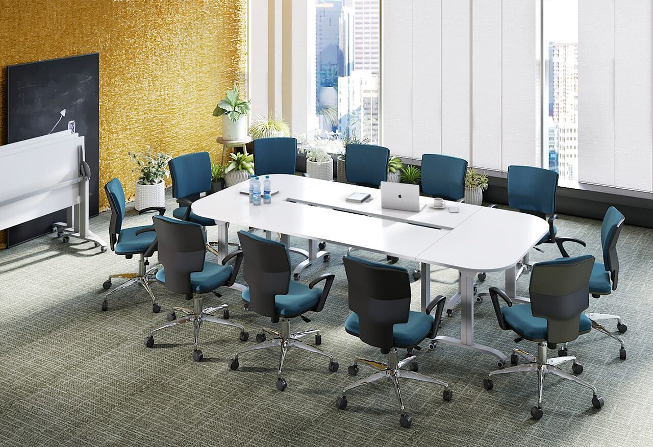 Стол для переговоров MOBILE SYSTEM - фото 16