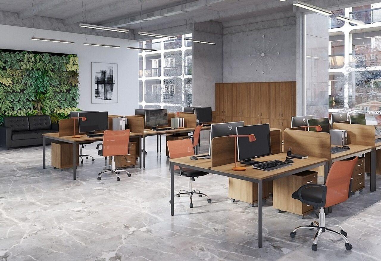 Мебель для персонала SLIM SYSTEM - фото 13