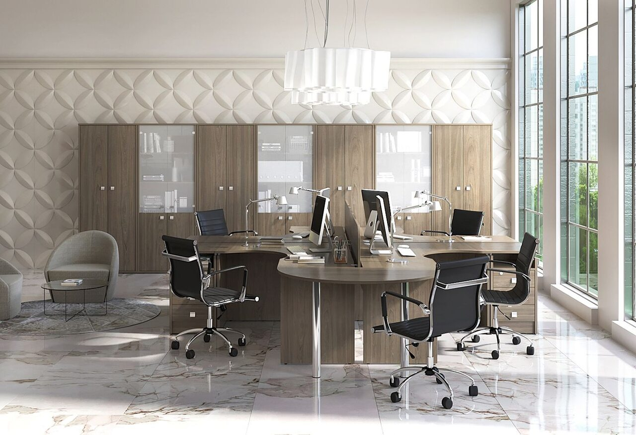 Мебель для персонала STYLE - фото 20