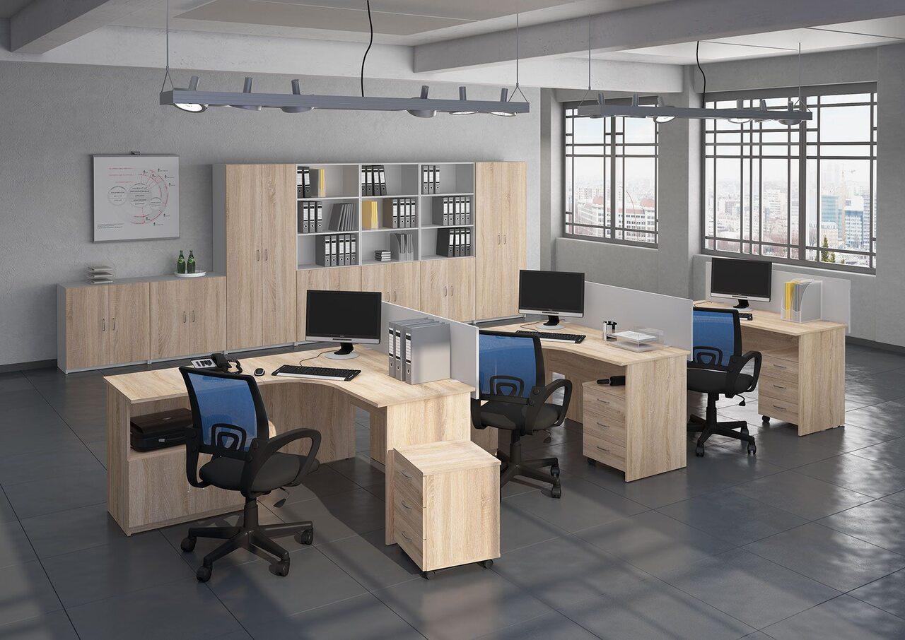 Мебель для персонала Бюджет - фото 5