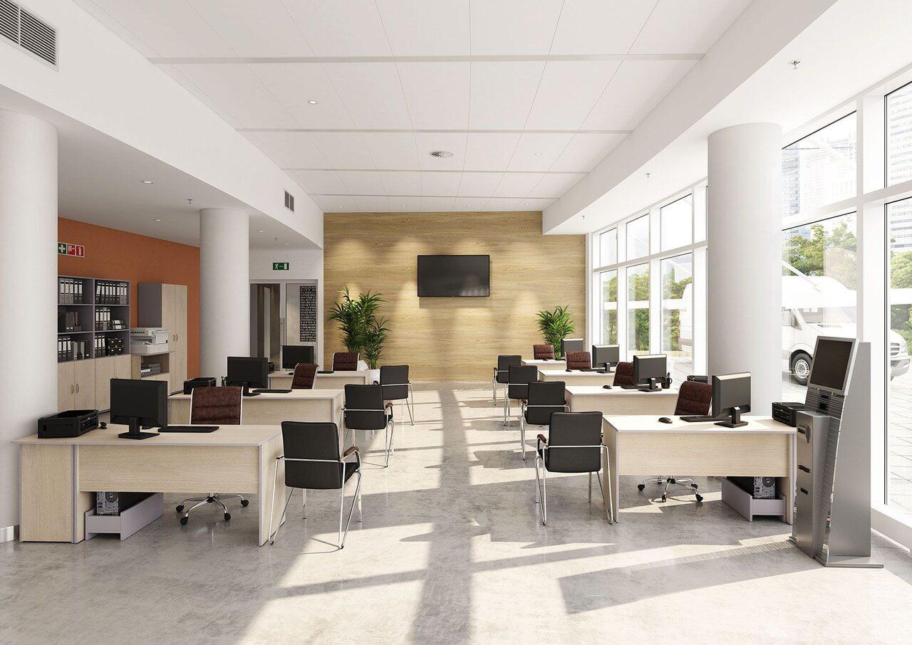 Мебель для персонала Бюджет - фото 4