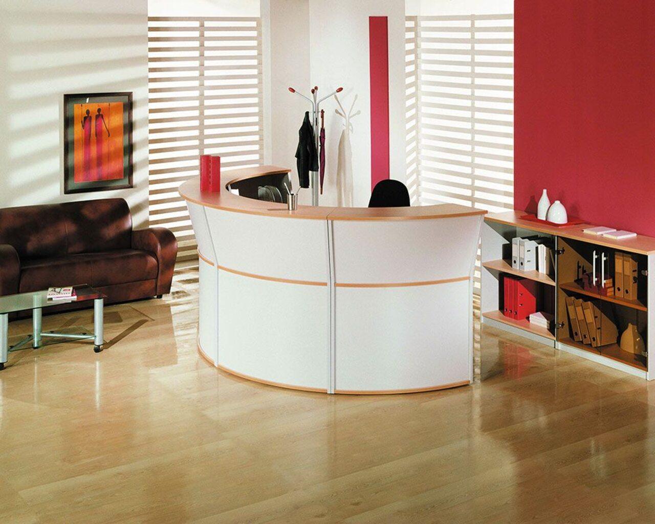 Мебель для приемной Ресепшн - фото 2