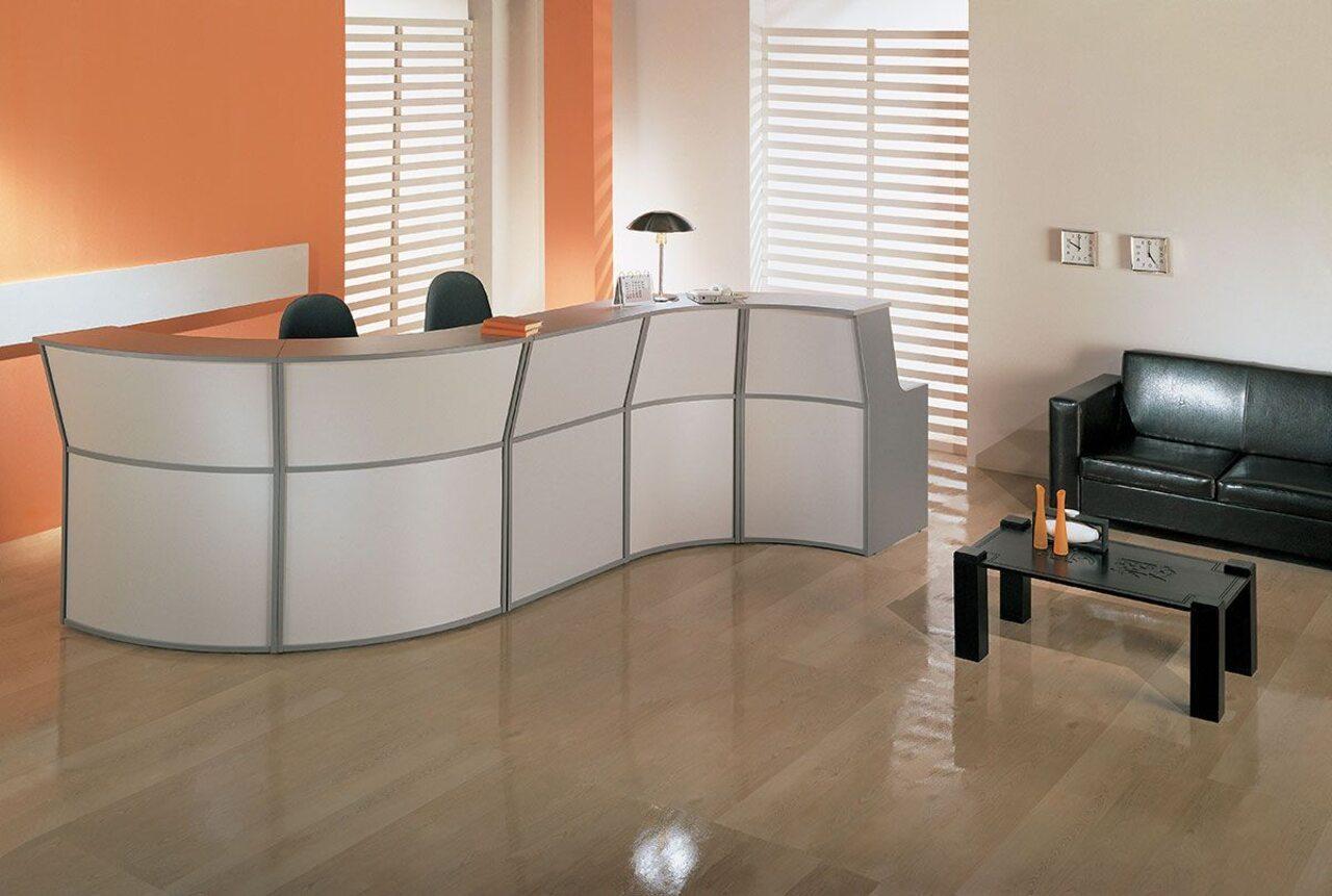 Мебель для приемной Ресепшн - фото 4