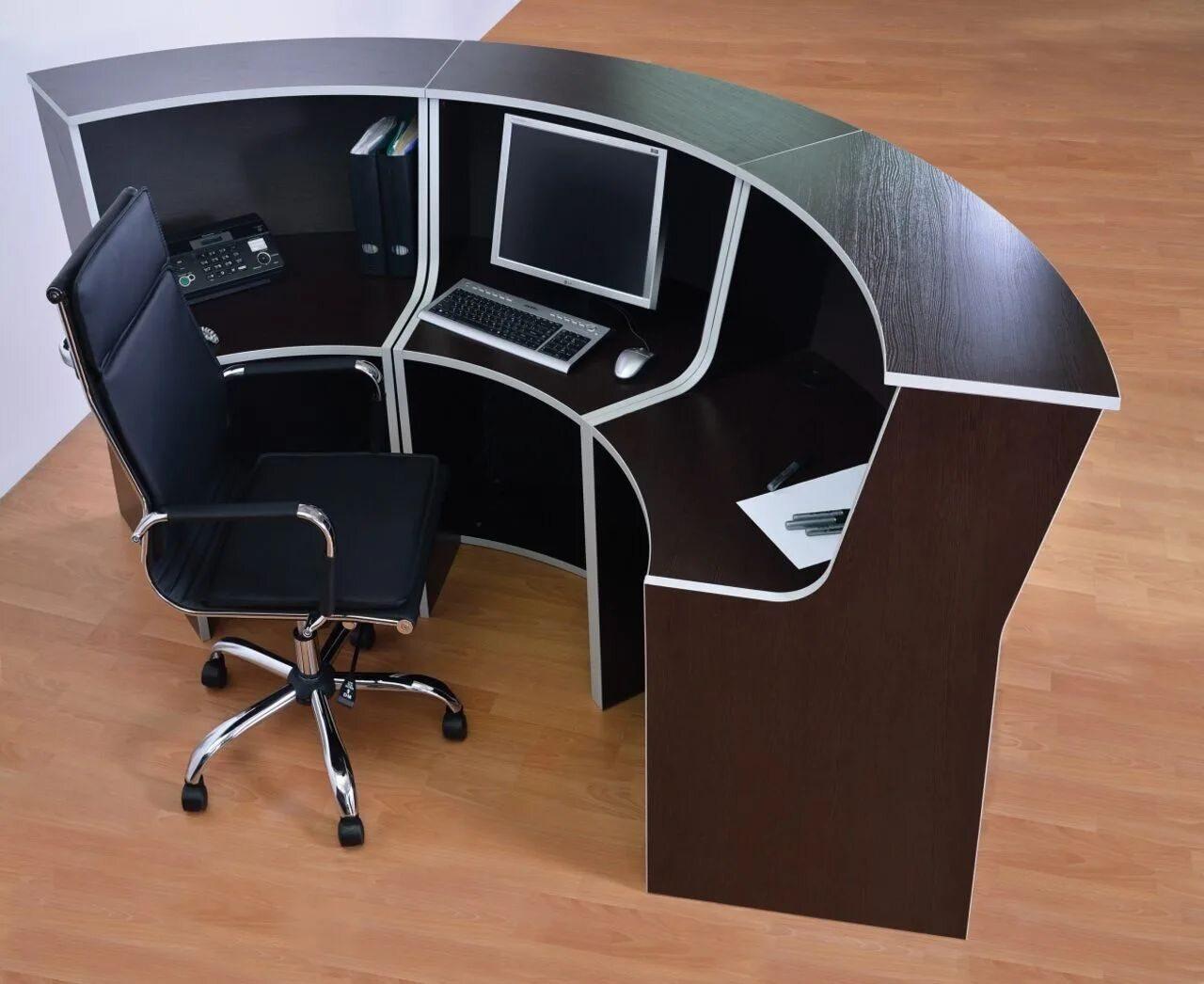 Мебель для приемной Ресепшн - фото 3