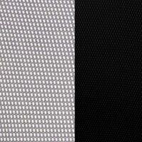 Темно серая сетка/черная ткань