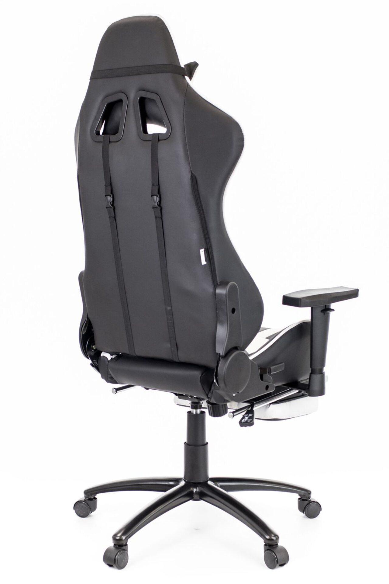 Кресло для геймеров Lotus S1 экокожа - фото 4