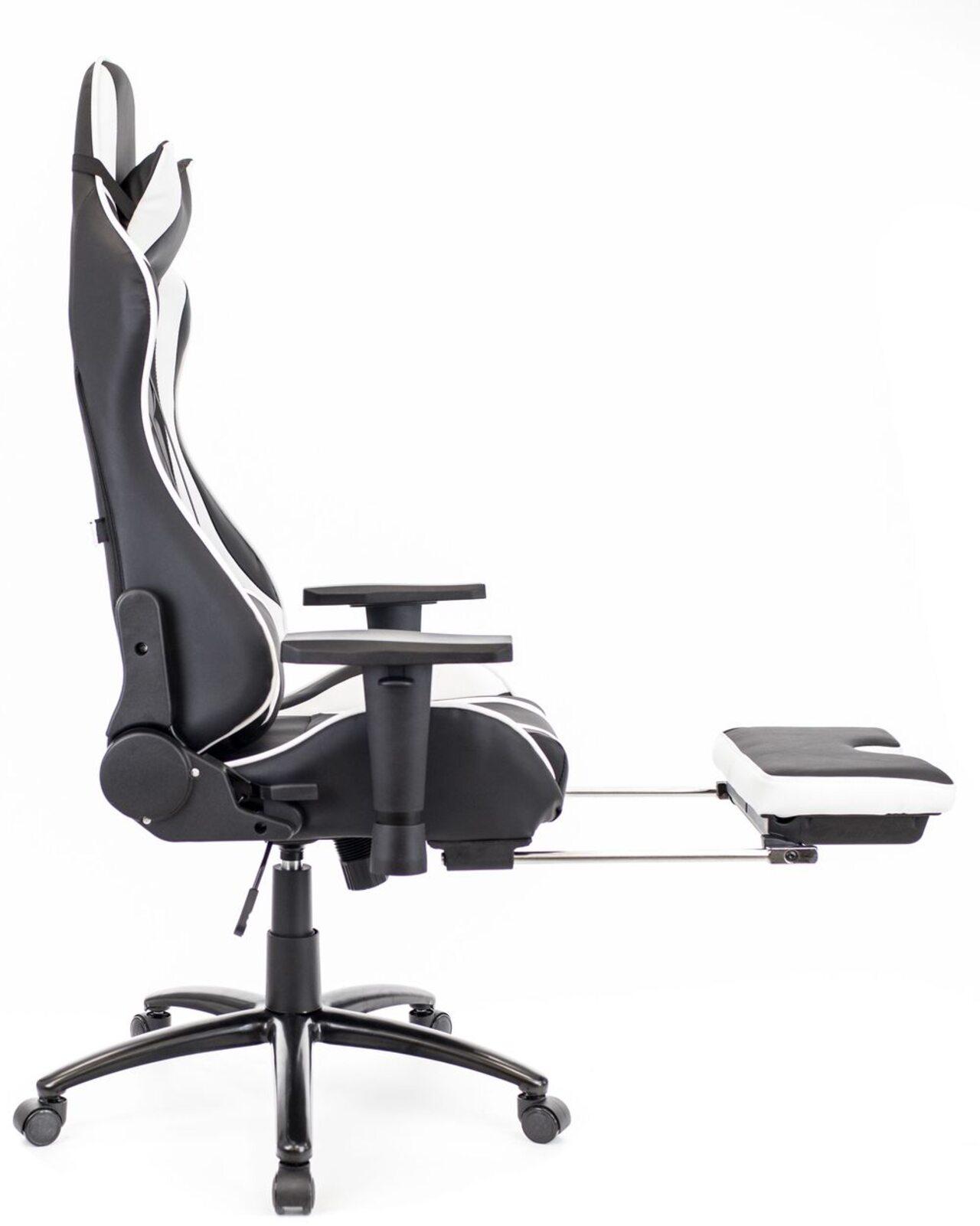Кресло для геймеров Lotus S1 экокожа - фото 5