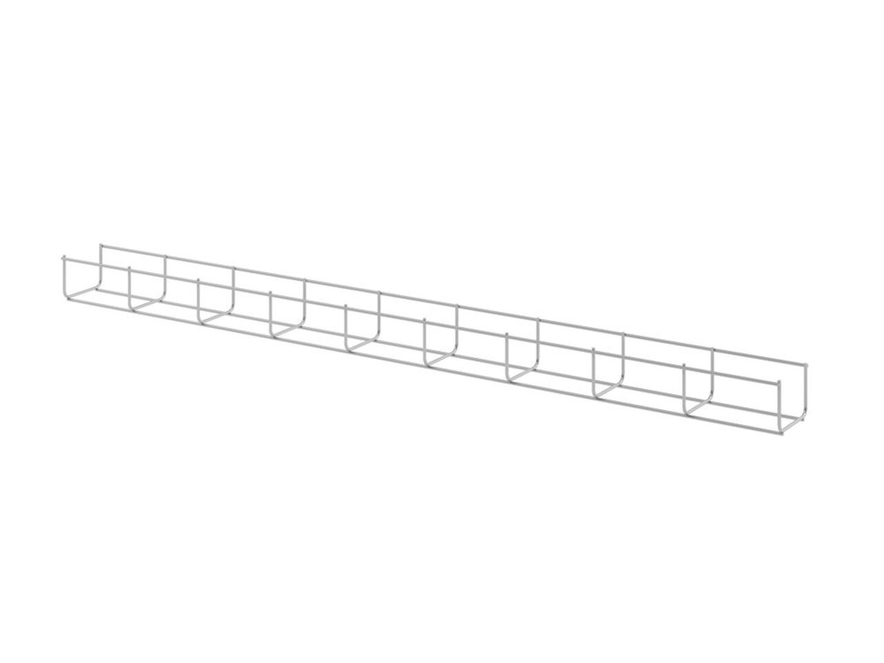 Лоток для проводов  Инновация 7x5x90 - фото 1
