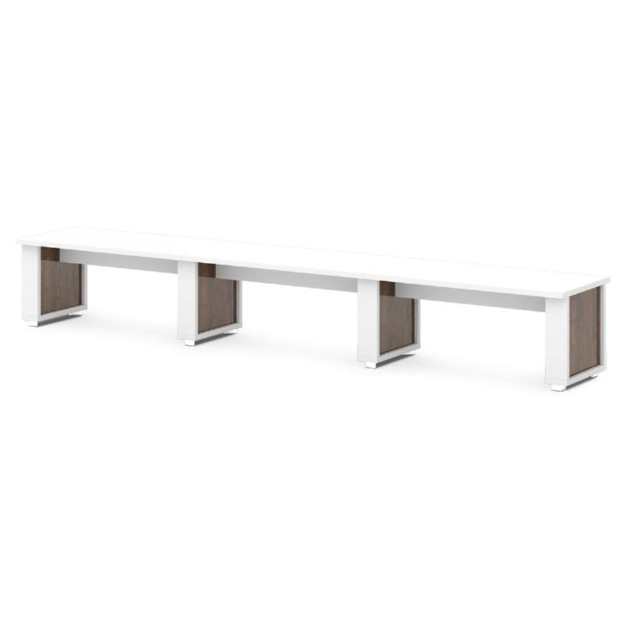 Стол для переговоров для 12 персон GRACE 510x85x75 - фото 6