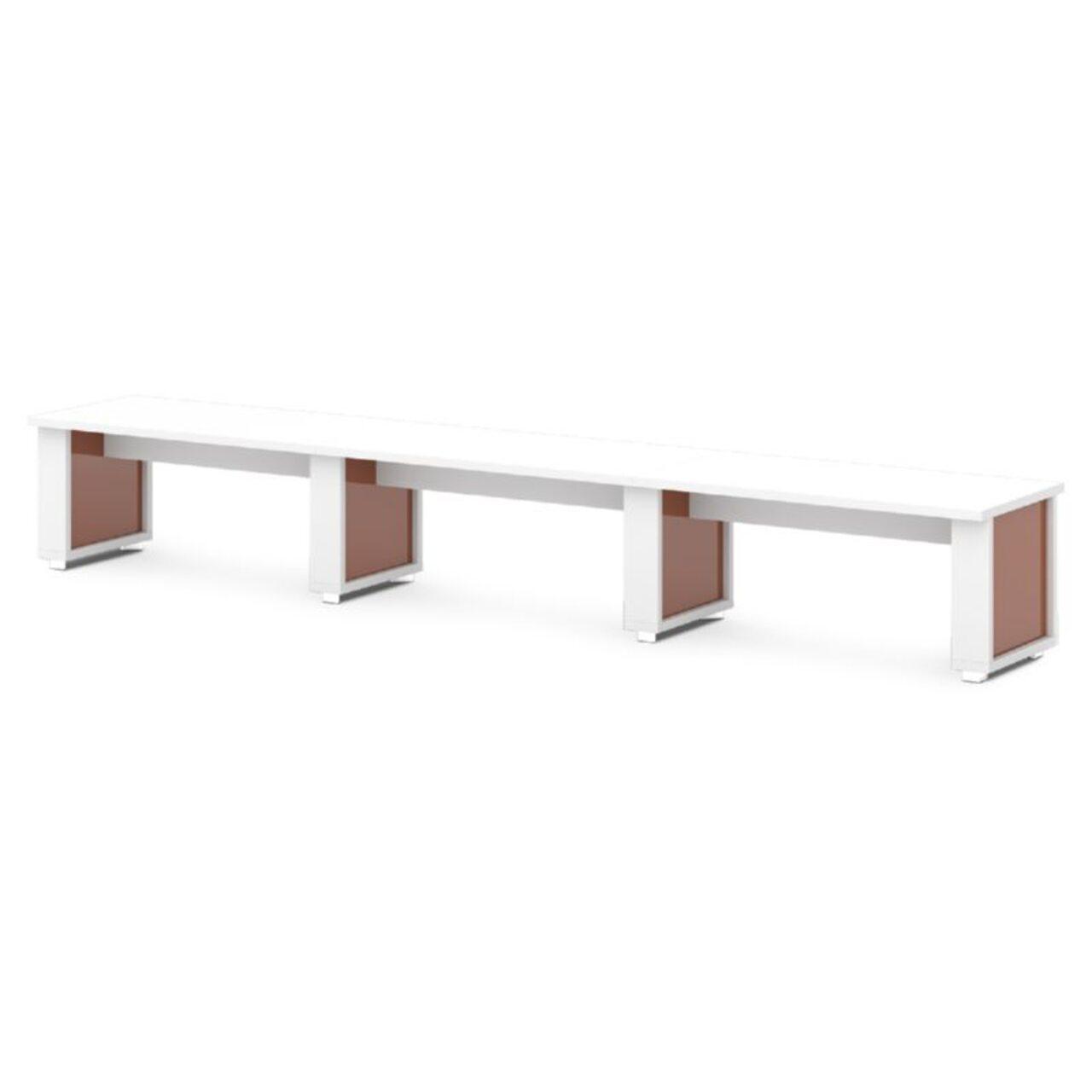 Стол для переговоров для 12 персон GRACE 510x85x75 - фото 8