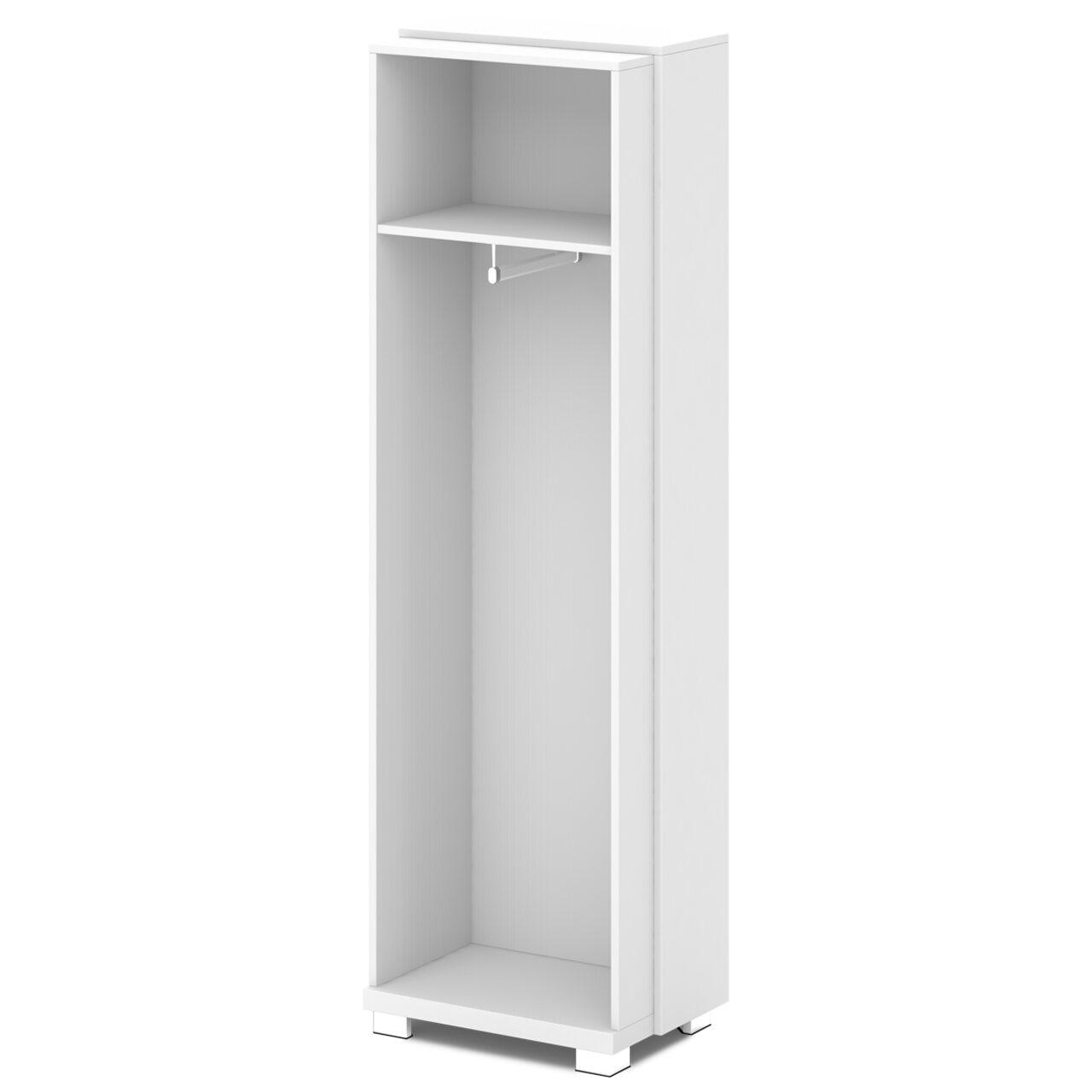 Каркас шкафа для одежды отдельностоящий  GRACE 64x44x205 - фото 3