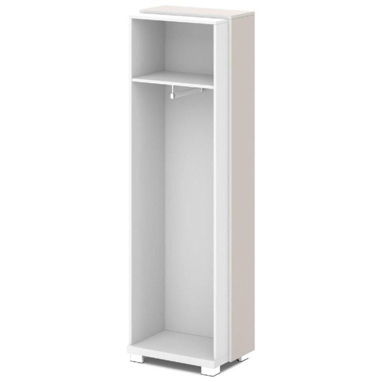 Каркас шкафа для одежды отдельностоящий  GRACE 64x44x205 - фото 7