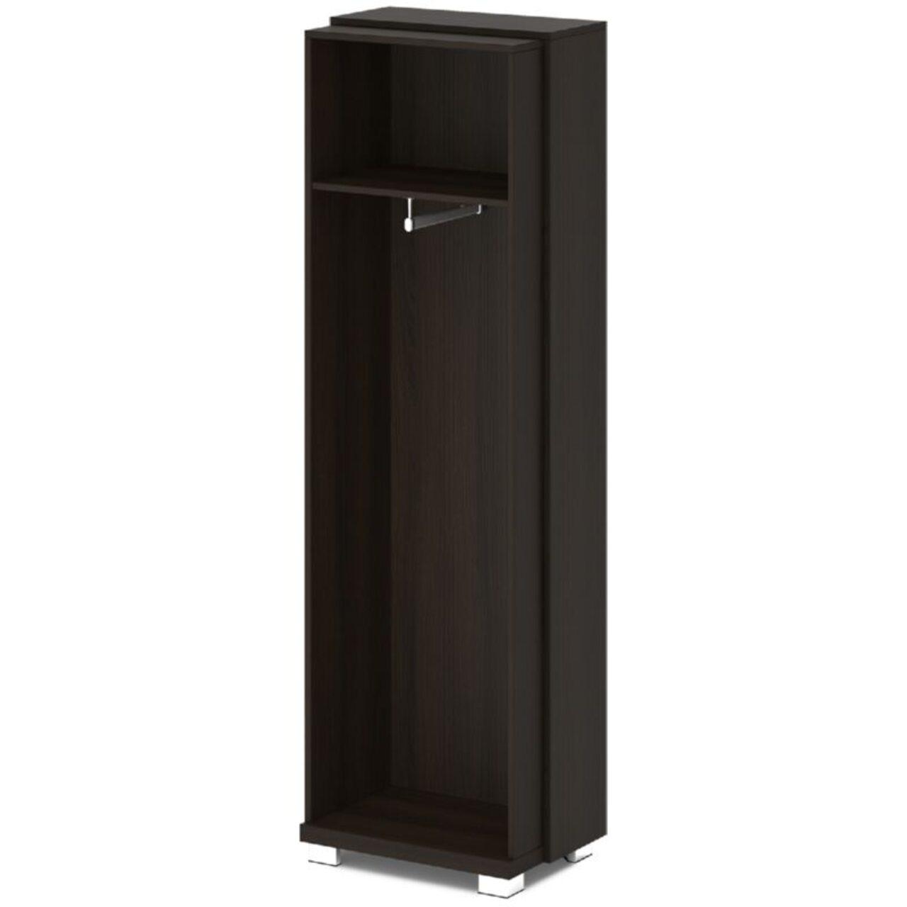 Каркас шкафа для одежды отдельностоящий  GRACE 64x44x205 - фото 9