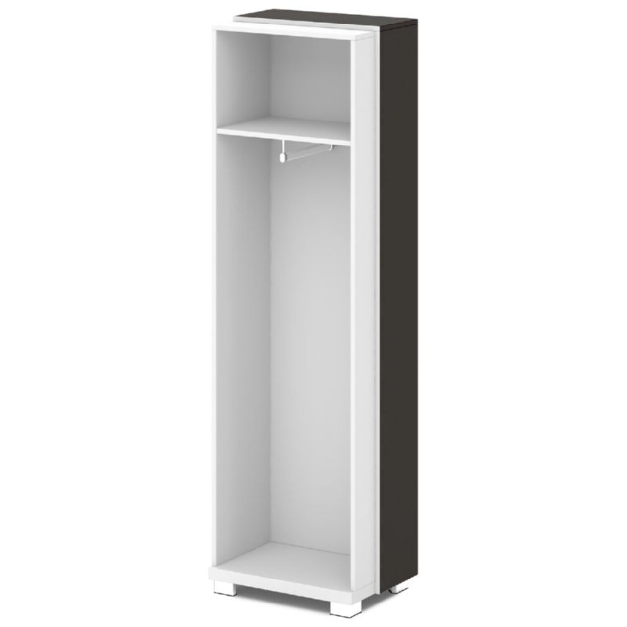 Каркас шкафа для одежды крайний  GRACE 62x44x205 - фото 5