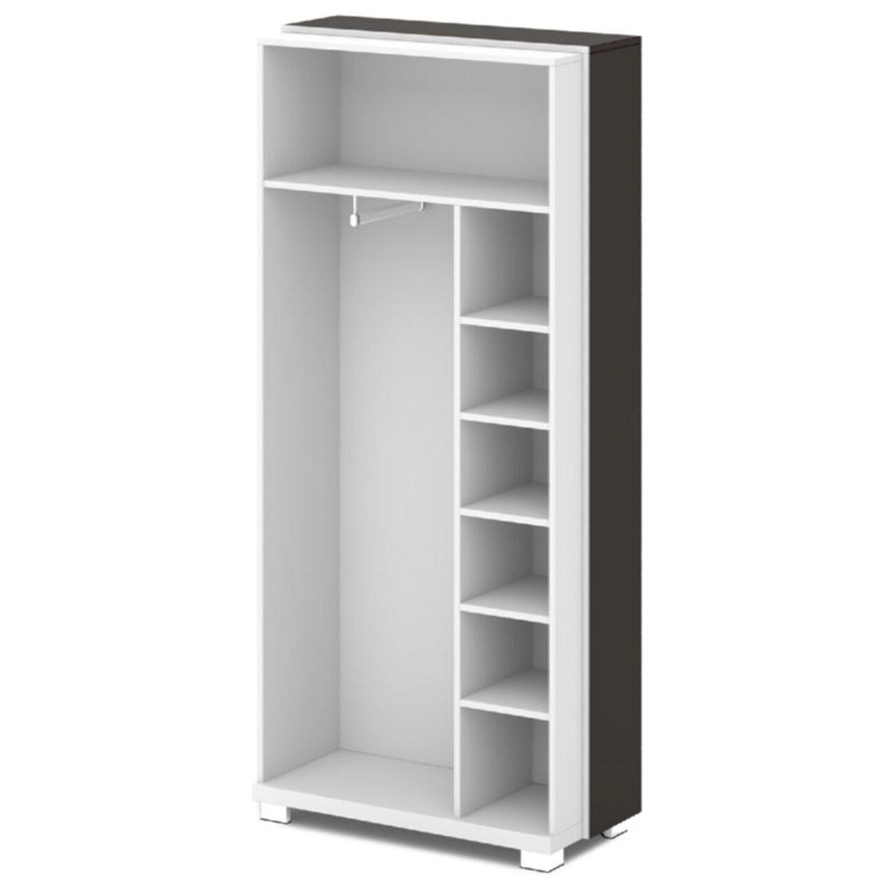 Каркас шкафа для одежды отдельностоящий  GRACE 44x94x205 - фото 5