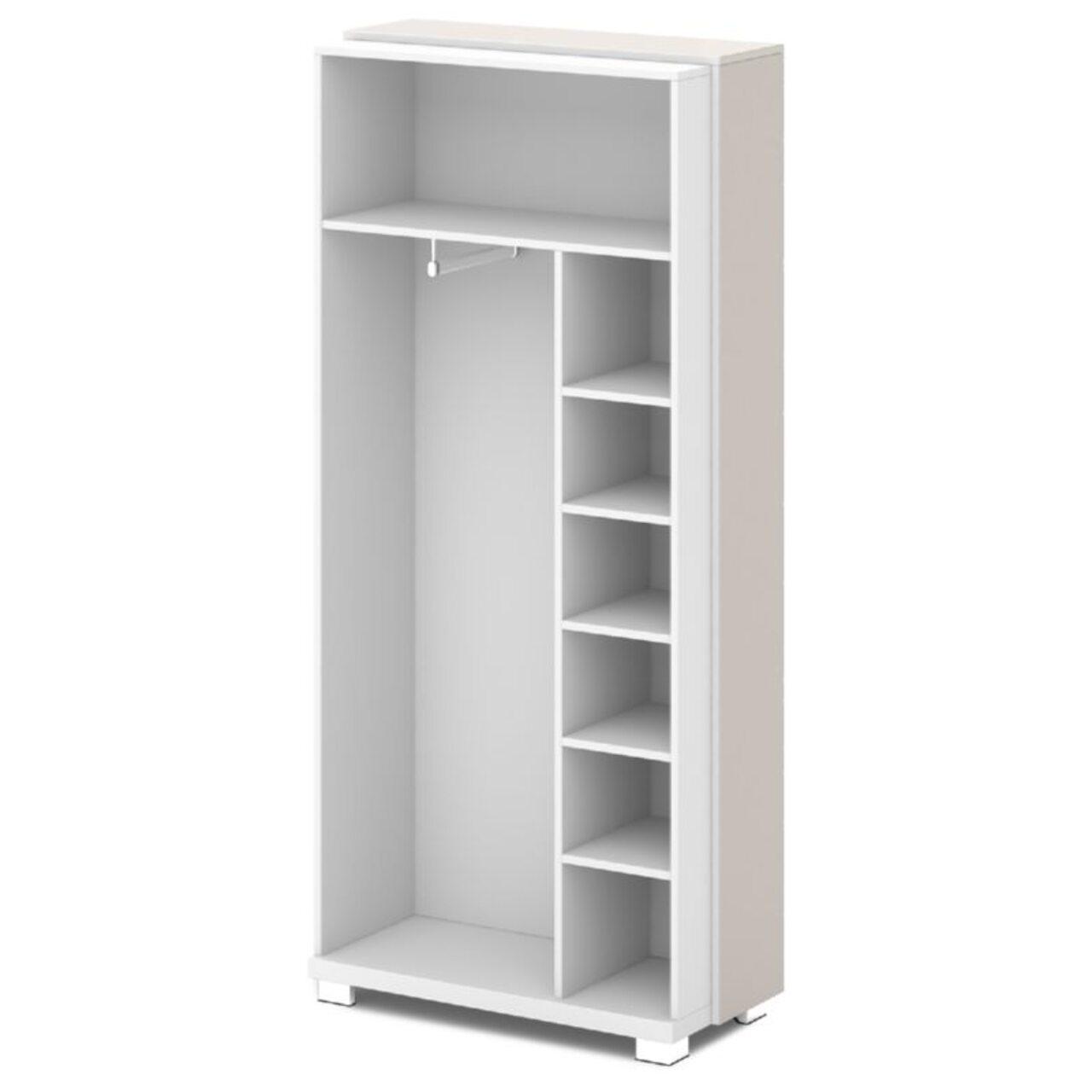 Каркас шкафа для одежды отдельностоящий  GRACE 44x94x205 - фото 7