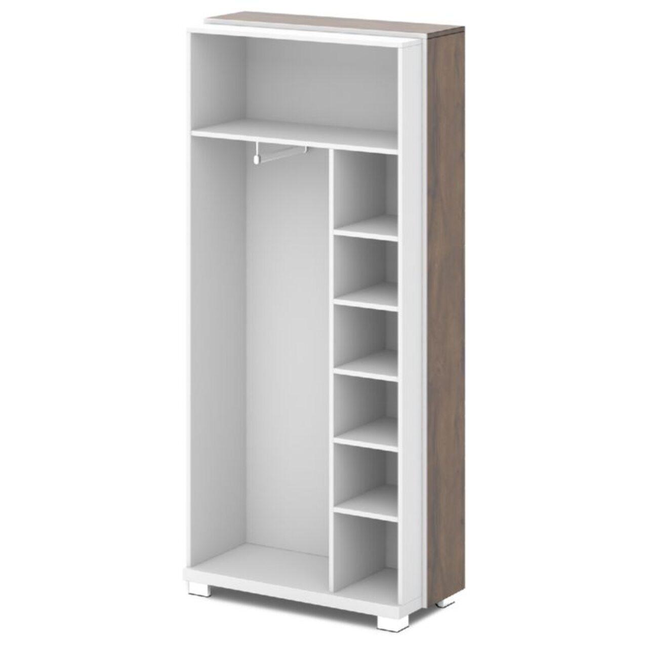 Каркас шкафа для одежды отдельностоящий  GRACE 44x94x205 - фото 6