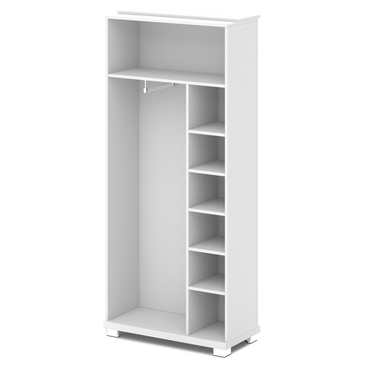 Каркас шкафа для одежды центральный  GRACE 90x44x205 - фото 3