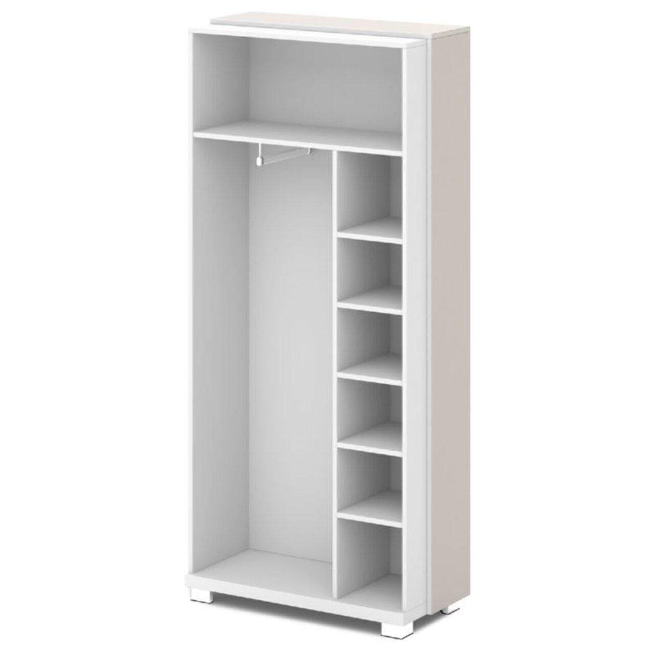 Каркас шкафа для одежды крайний - фото 7