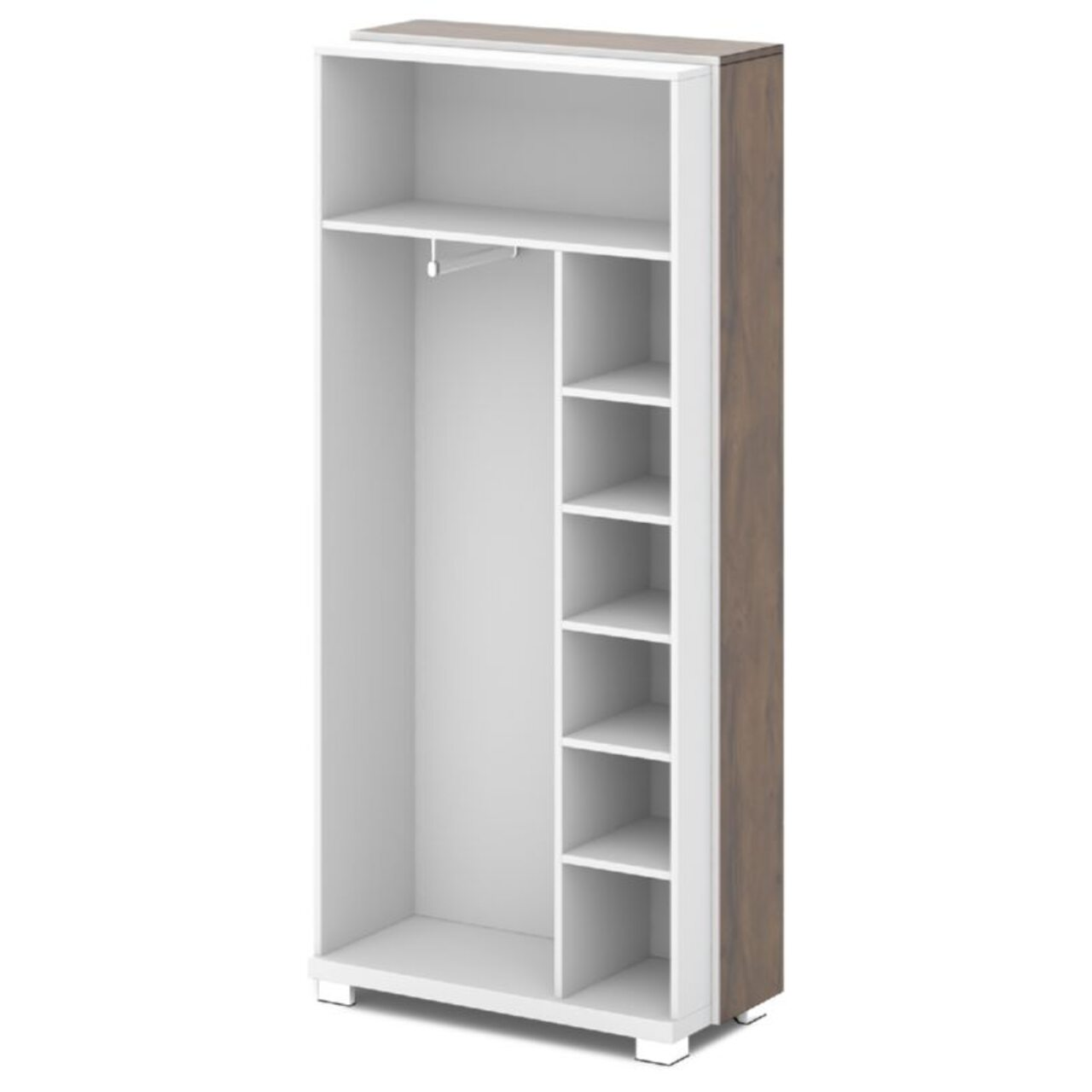 Каркас шкафа для одежды крайний - фото 3