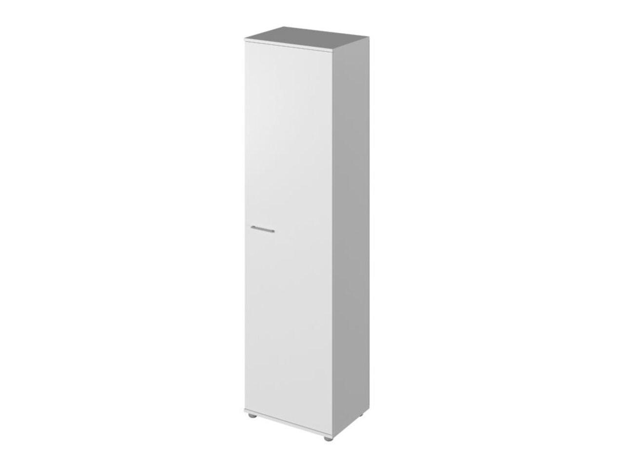 Шкаф для документов высокий узкий  Public Comfort 57x41x210 - фото 1