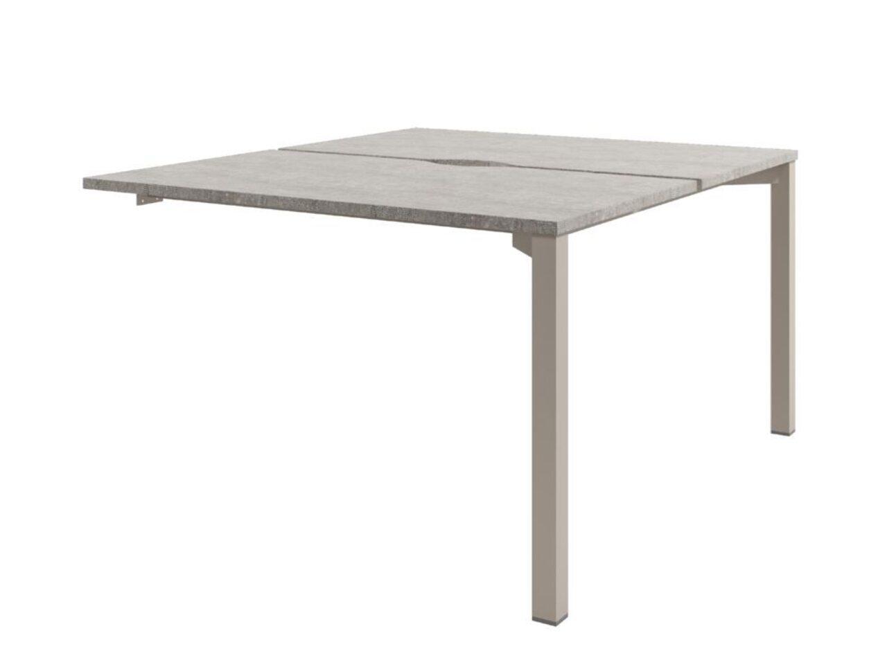 Бенч-система столов-тандемов  Solution 120x143x75 - фото 1