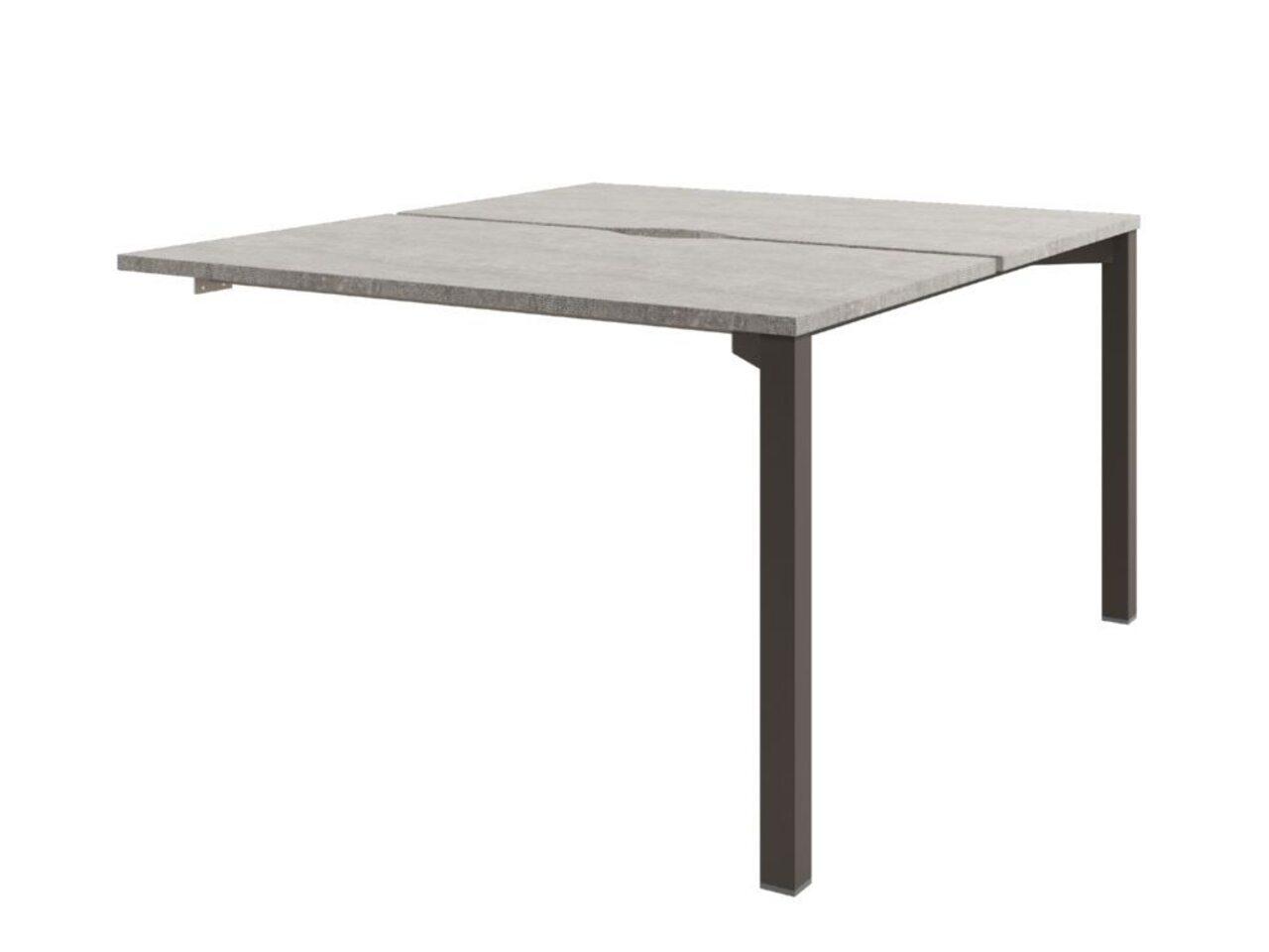Бенч-система столов-тандемов  Solution 120x143x75 - фото 3