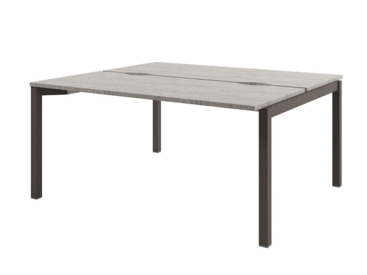 Бенч-система столов-тандемов  Solution 160x143x75 - фото 3